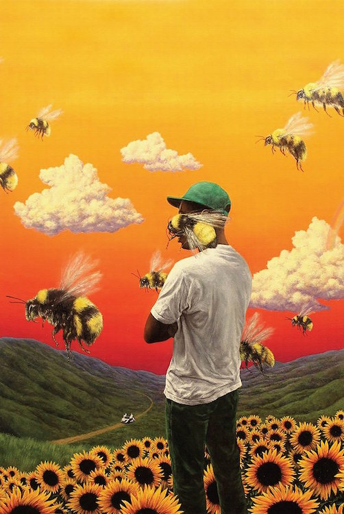 Tyler the Creator - Flower Boy Poster