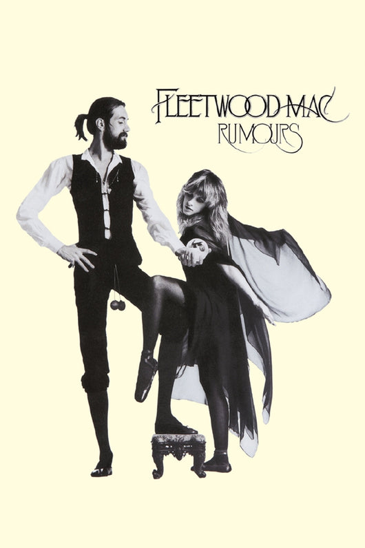 Fleetwood Mac - Rumors Poster