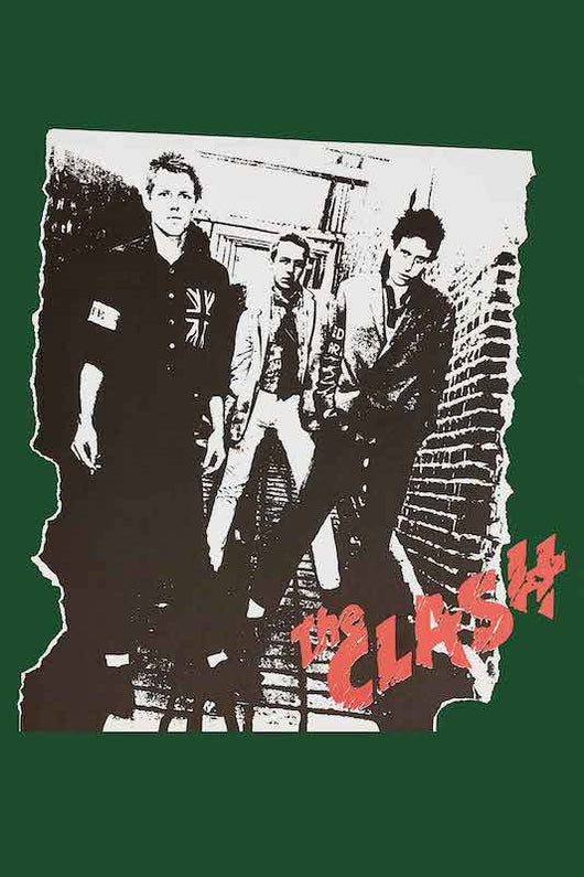 Clash, The - 1st Cover Poster
