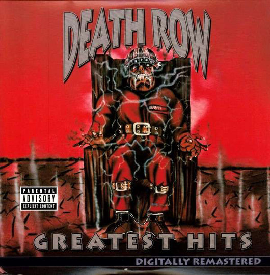 Death Row's Greatest Hits 4x LP*