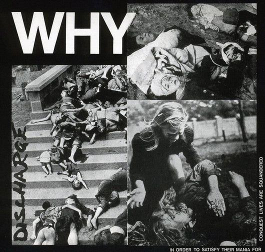 Discharge - Why LP*