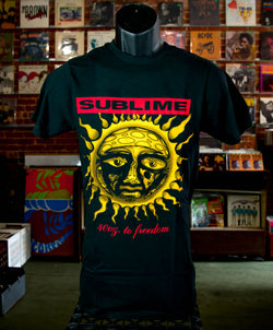 Sublime - 40oz To Freedom T Shirt