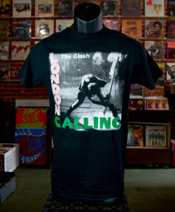 Clash, The - London Calling T Shirt