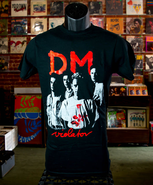 Depeche Mode - Violator Band T Shirt