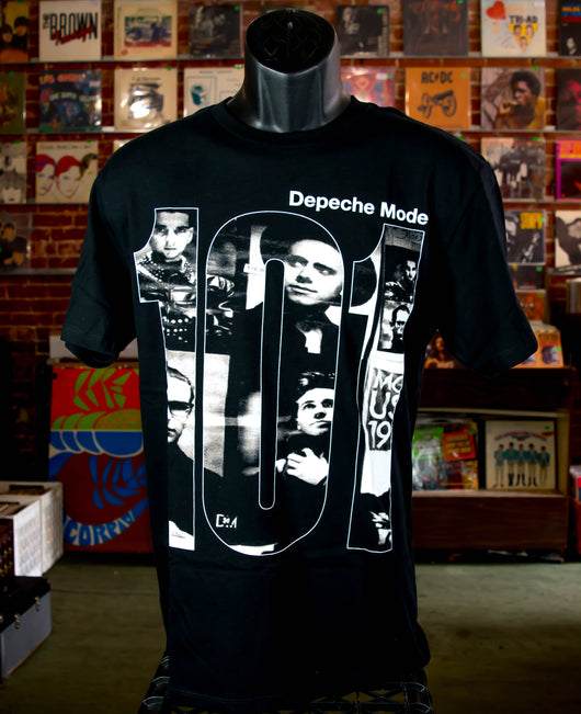 Depeche Mode - 101 T Shirt
