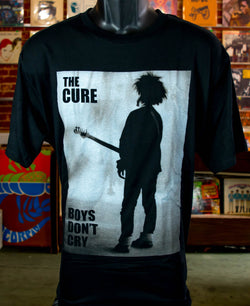 Cure, The - Boys Don't Cry T Shirt