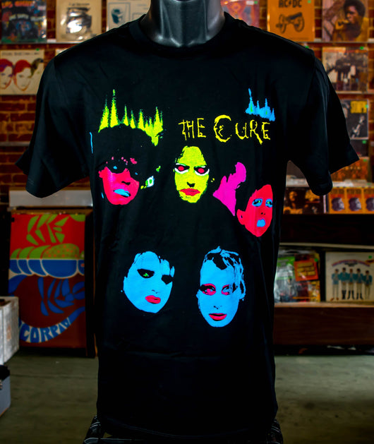 Cure, The - In Between Days T Shirt
