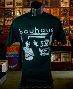 Bauhaus - Band in Hall T Shirt