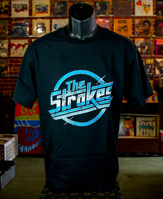 Strokes, The - Logo T Shirt