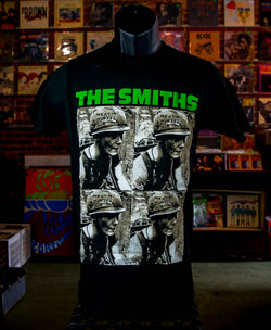 Smiths, The - Meat Is Murder T Shirt