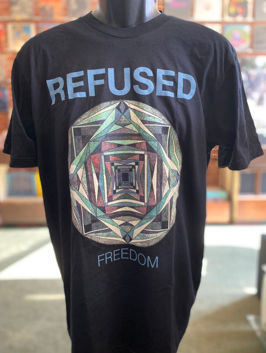Refused, The - Freedom T Shirt