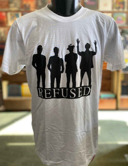 Refused, The - Old Friends New War T Shirt