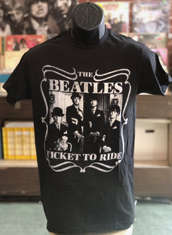 Beatles, The - Ticket To Ride Shirt