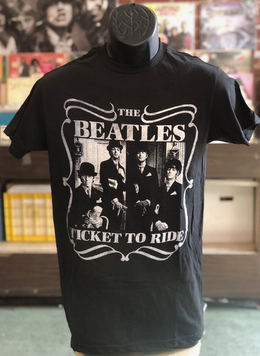 Beatles - Ticket To Ride Shirt