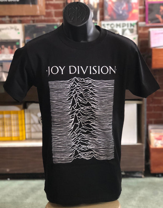 Joy Division - Unknown Pleasures T Shirt