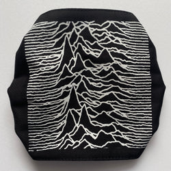 Joy Division - Unknown Pleasures Mask