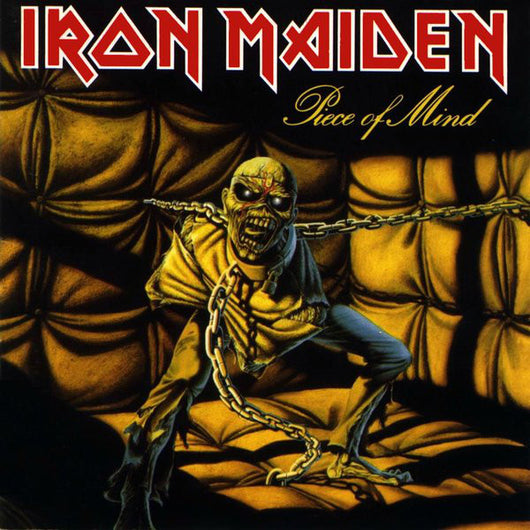 Iron Maiden - Piece Of Mind LP*