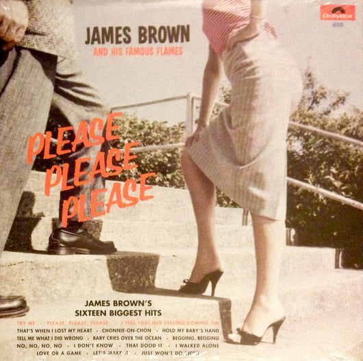 James Brown - Please Please Please LP*