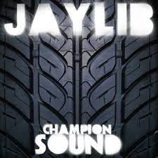 Jaylib - Champion Sound Double LP