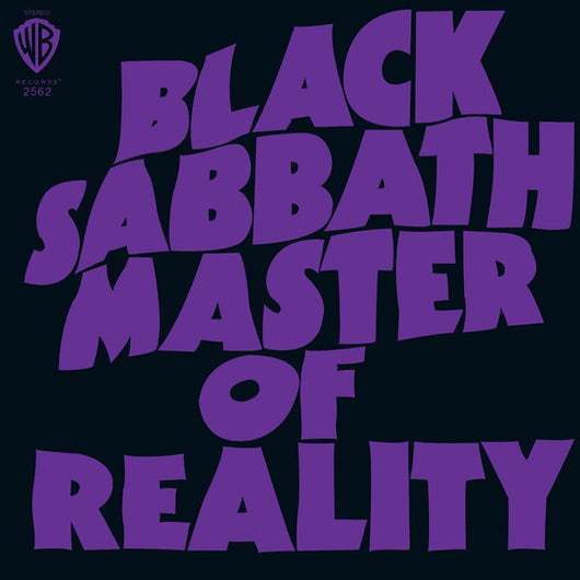 Black Sabbath - Master Of Reality 180G LP*