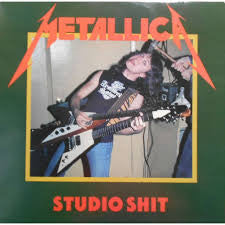 Metallica - Studio Shit LP*