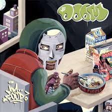 MF Doom - Mm Food LP