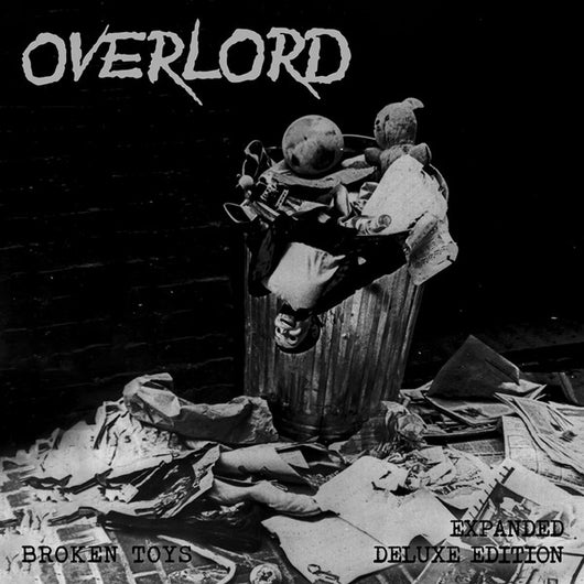 Overlord - Broken Toys LP*