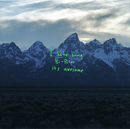 Kanye West - Ye (Unofficial) LP*