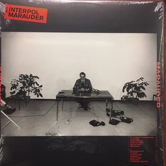 Interpol - Marauder LP*