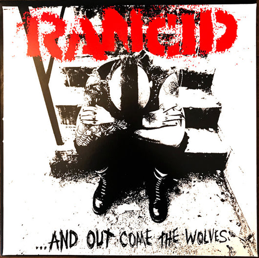 Rancid - And Out Come The Wolves LP*