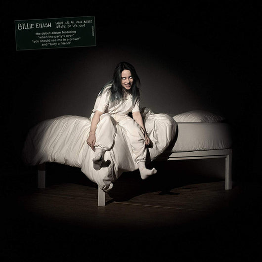 Billie Eilish - When We All Fall Asleep, Where Do We Go? LP*