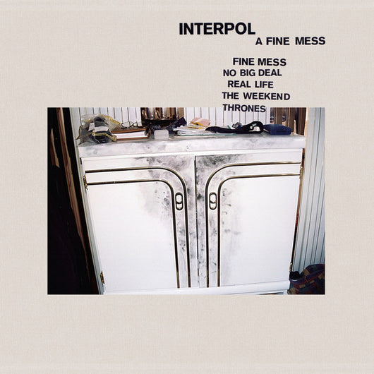 Interpol - A Fine Mess LP*