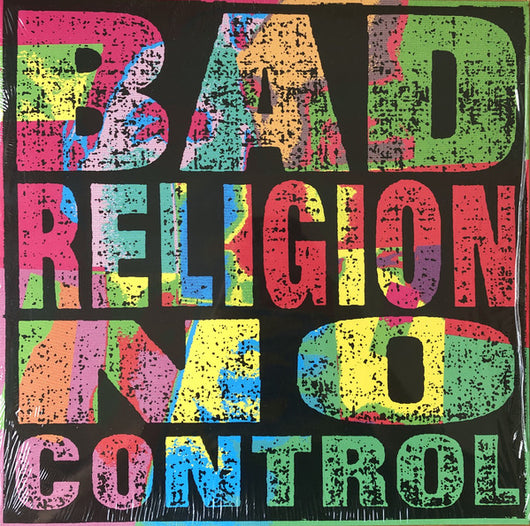 Bad Religion - No Control LP