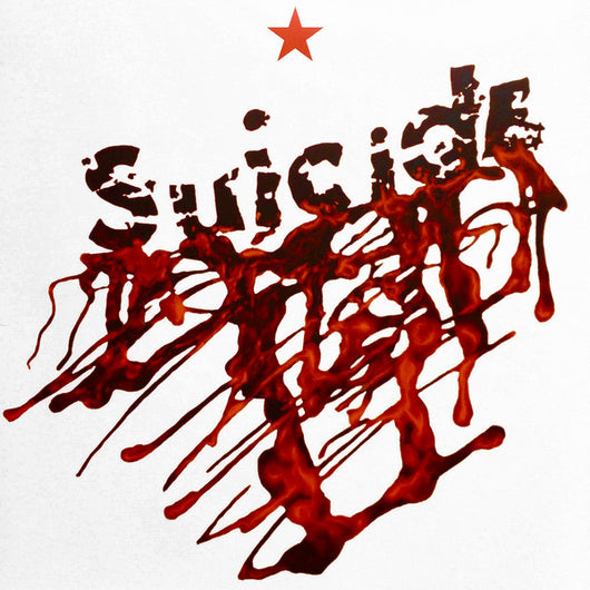 Suicide - S/T (Ltd. Ed.) LP*