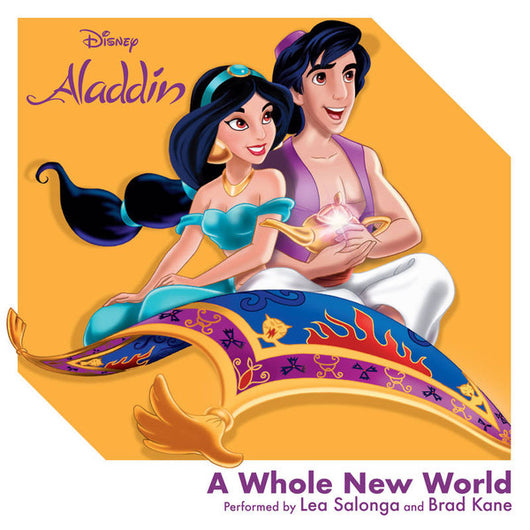 Aladdin - A Whole New World 3