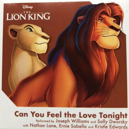 Lion King, The - Can You Feel the Love Tonight BFRSD 3