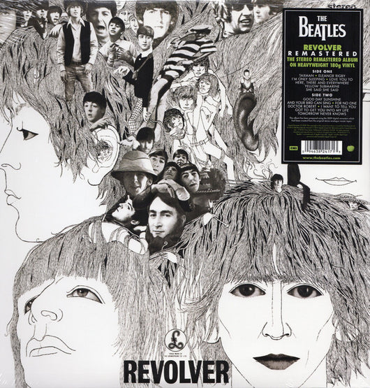 Beatles, The - Revolver LP