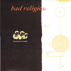 Bad Religion - Process of Belief LP*