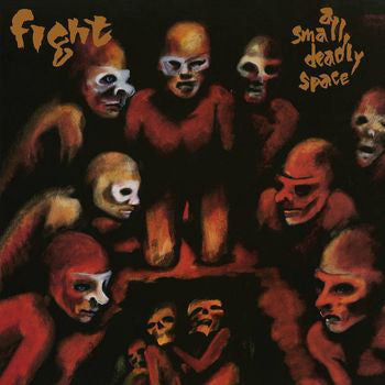 Fight - Small Deadly Space LP RSD 2020