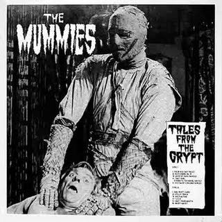 Mummies, The - Tales From The Crypt LP* (Unofficial)