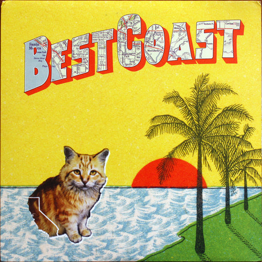 Best Coast - Crazy For You LP*