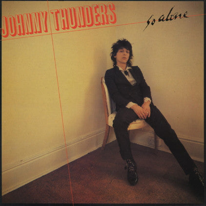 Johnny Thunders - So Alone LP* (Unofficial)