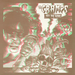 Cramps, The - Off the Bone LP*