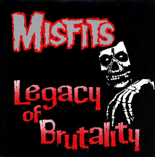 Misfits, The - Legacy Of Brutality LP*
