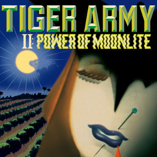 Tiger Army - II: Power of Moonlite LP*