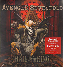 Avenged Sevenfold - Hail to the King LP