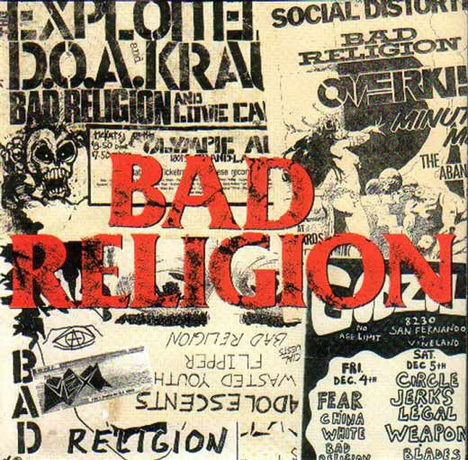 Bad Religion - All Ages LP*