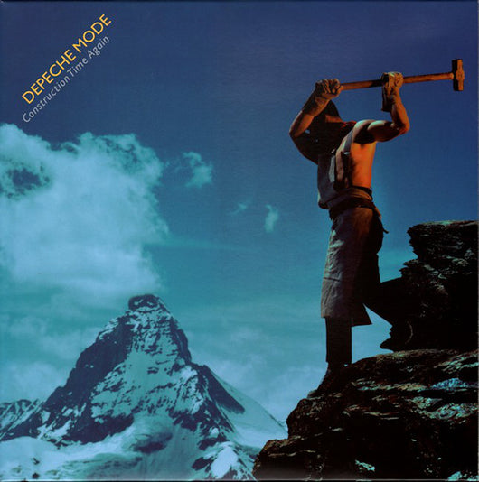 Depeche Mode - Construction Time Again LP* (180 Gram Gatefold)