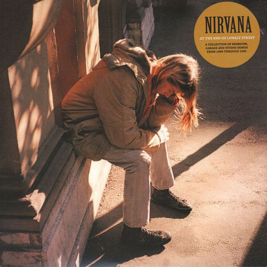 Nirvana - At The End Of A Lonely Street LP (Unofficial)