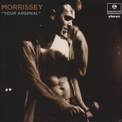 Morrissey - Your Arsenal LP*